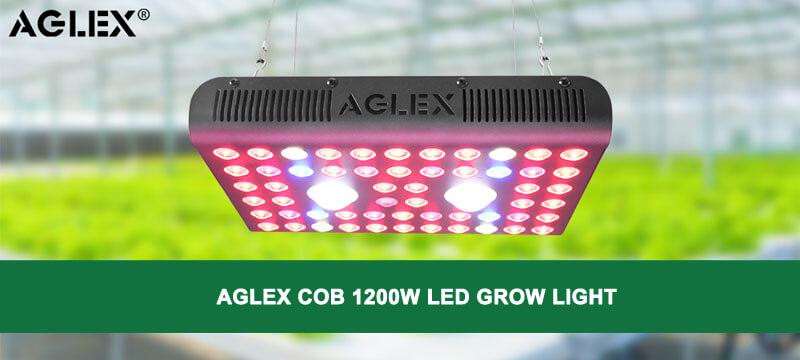 COB 1200W led grow light
