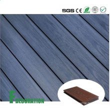 Co-Extrusion Waterproof Cheap Wood Plastic Composite Outdoor Decking Flooring