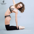 Катрина кайф ХХХ фото сексуальная ремешками Девон спиной Черное бюстье ресниц кружева эластичный Шелковый бюстгальтер без косточек
