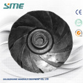 Slurry Pump Parts Rubber Pump Impeller