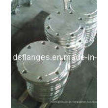 Flanges cegas 150LBS