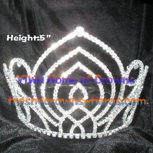 Wholesale Rhinestone Crowns