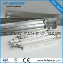 Calentador de plástico de secado por infrarrojos por sublimación