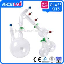 JOAN LAB Kit de vidro de destilação de caminho curto