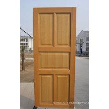 Puerta de roble (ED012) /Interior puerta de madera