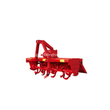 Small Box Rotary Tiller mengadopsi body gearbox kecil