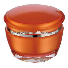 15ml 30ml 50ml Acrylic Cream Cosmetic Jar For Packaging