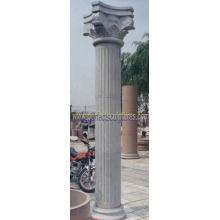 Columna romana arquitectónica para la construcción (QCM004)