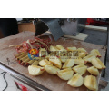 Industrieller kommerzieller elektrischer Apple-Orangen-Kalk-Zitronen-Peeler