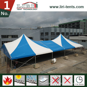 10X20m Outdoor White Roof High Peak Tent for Expo and Exhibition