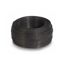 Professional China for Factory of Iron Wires, Iron Wires Mesh, Galvanized Iron Wire, Pvc Coated Wire, Barbed Wire, Razor Wire, Anneal Wire from China Good Black Annealed Wire export to South Korea Manufacturers