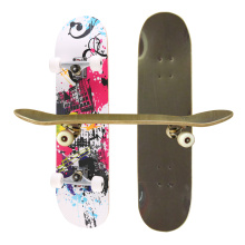 Children 4 Wheels Complete Skate Board