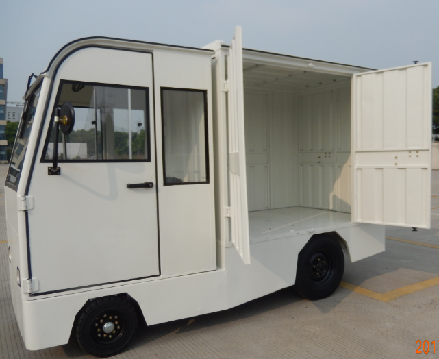 Box Platform Truck