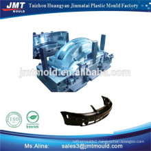 front bumper injection molding for auto parts plastic products