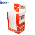Supermarket Promotion Cardboard Floor Dump Bins Display