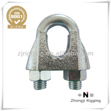 JIS type B stainless steel wire rope clip