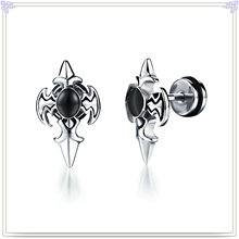 Fashion Jewelry Crystal Jewelry Stainless Steel Earring (EE0319)