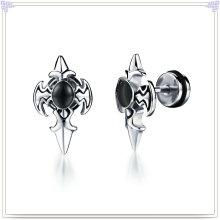 Moda jóias de cristal jóias brinco de aço inoxidável (EE0319)