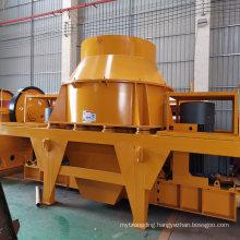 Vertical Shaft Impact Crusher of Stone Crushing Machine
