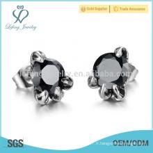 Boucle d'oreille en cristal de mode, bijoux spéciaux à la vente au détail