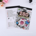 Body Tattoo Stickers Men'S Arm Tattoos Water Transfer Custom Floral Body Tattoo Stickers