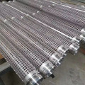 Filtres métalliques en acier inoxydable fritté