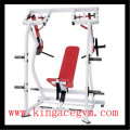 Onda do pé do ISO-Lateral comercial do Gym do equipamento da aptidão