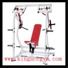 Appareil de musculation Gym Commercial ISO-latéral épaule presse
