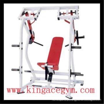 Imprensa comercial do ombro do ISO-Lateral do Gym do equipamento da aptidão