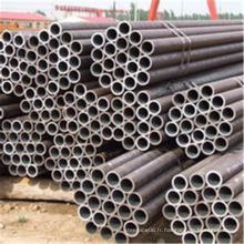 45 x 7 tuyaux en acier sans soudure laminés à chaud, tuyau noir de Chengsheng
