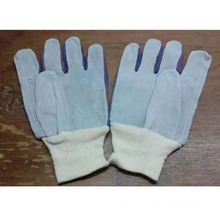 Labor Cow Split Leather Safety Worker Gloves