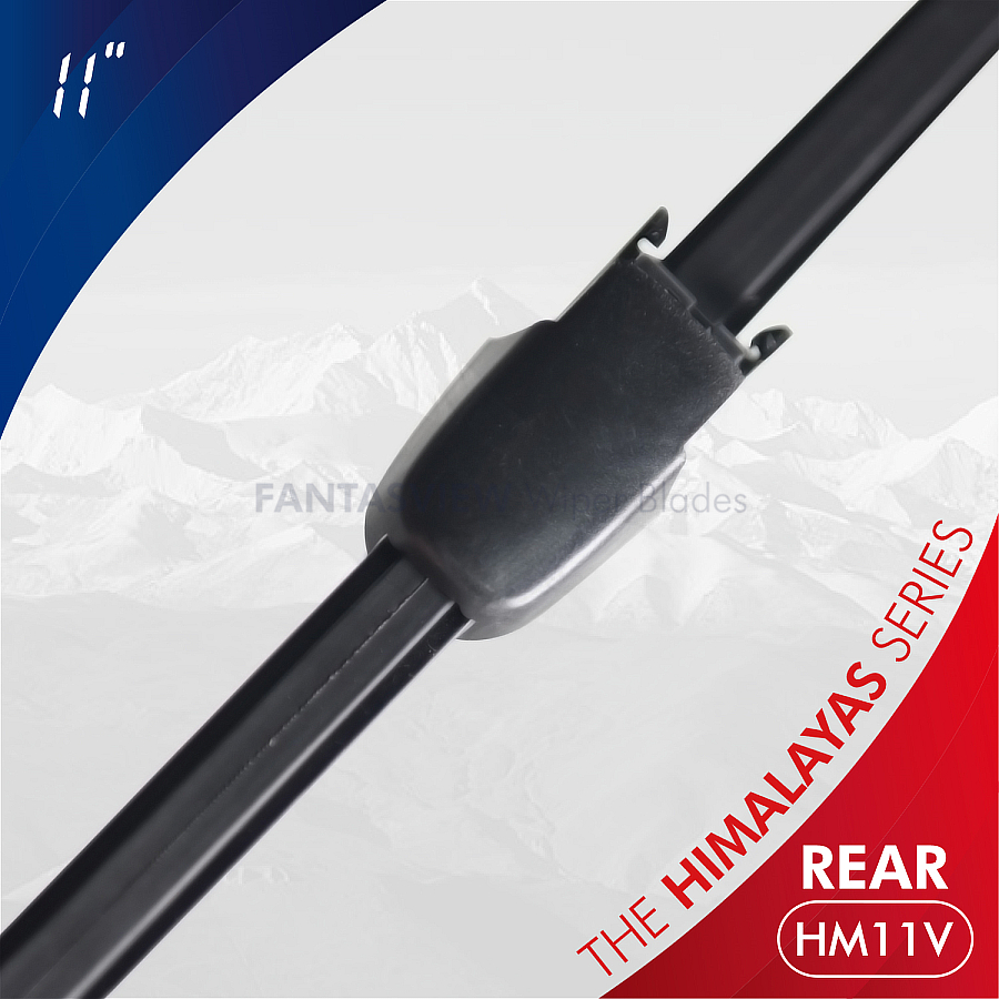 The Himalayas Series Seat Rear Wiper Blades