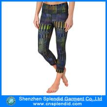 China Wholesale Women Sexy Gym Sublimation Yoga Pants