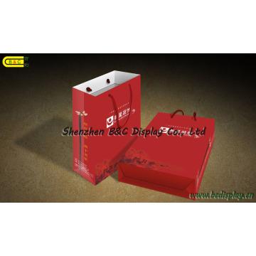 Paper Handbag, Arm in Arm Bag Paper, Printing Manufacturer (B&C-I030)