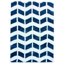 Microfiber Shagy Flooring Alfombra con diseño