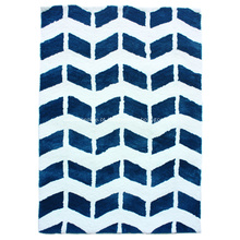 Tapete de microfibra Shagy Flooring com design