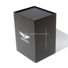 Картонная косметическая подарочная коробка со скидкой
