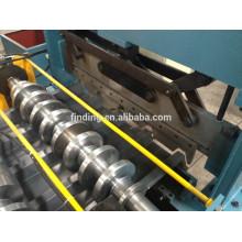 Hochfrequenz Stock decking rollende Maschine Preis / Cnc floor decking Umformmaschine