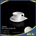 Taza de café china elegante de la porcelana de la