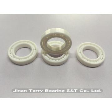 Keramiklager, Hybrid-Keramiklager, Rillenkugellager