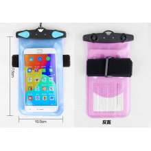 Large Waterproof Cell Phone Cases, Mobile Phone PVC Bag for Promotional Gift