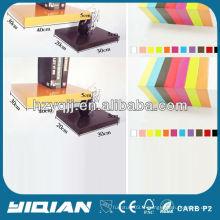 Étagère moderne à haute luminosité Étagère étagère murale Porte-bagages flottants