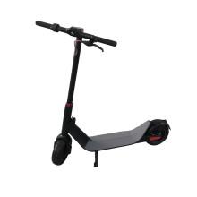 "Roda larga de scooter elétrica de 10 """