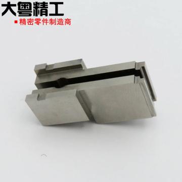 Peças de molde de precisão de aço inoxidável STAVAX ESR