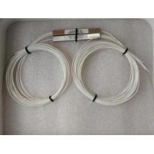 1 * 4 type coupleur optique de PLC de fibre de type avec le tube en acier