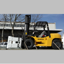 Best Quality for 7 Ton Diesel Forklift,7 Ton Forklift,7 Ton Forklift Trucks,Container Forklift Truck Manufacturer in China Fork Lifts 7 Ton Forklift Truck Price export to St. Helena Supplier