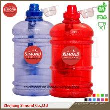 Bouteille d'eau minérale de 2,2 litres, bouteille de bouteille d'eau