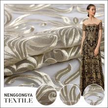 Chine Haute qualité confortable tissu de broderie chimique soluble dans l'eau