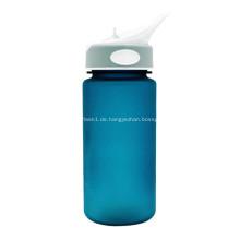 Werbeartikel Tritan Sport Stroh Flasche