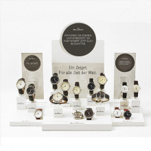 Factory Price Watch Display Showcase, Counter Top Watch Display Case